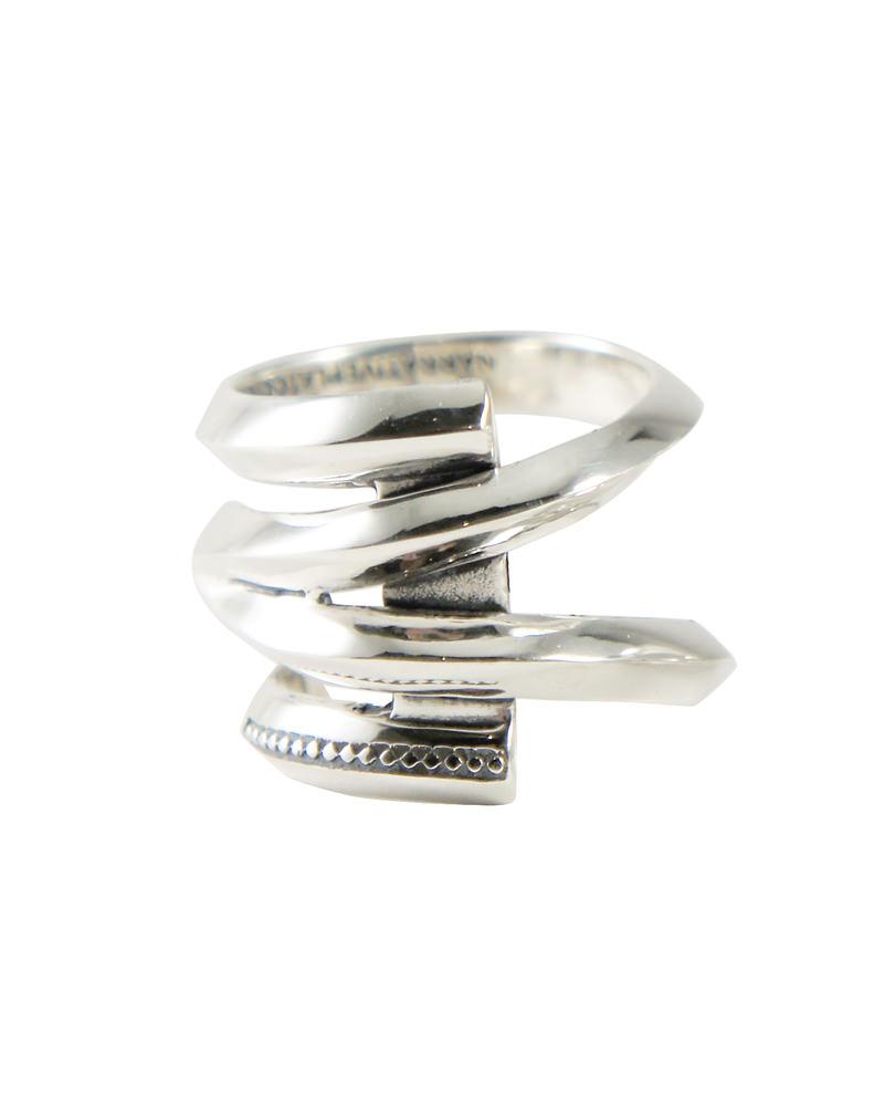 デルタリング silver-925
