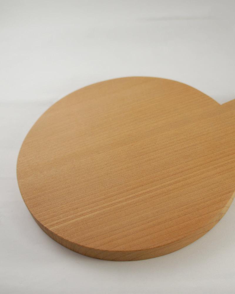 円形まな板 ディテール