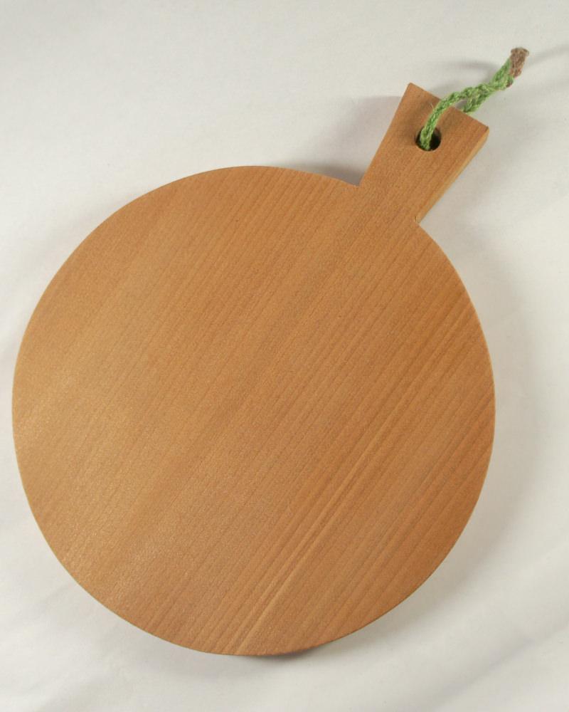 円形カッティングボード ディテールイメージ