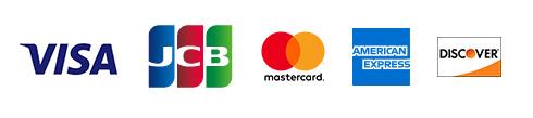 クレジットカード決済可能なカード