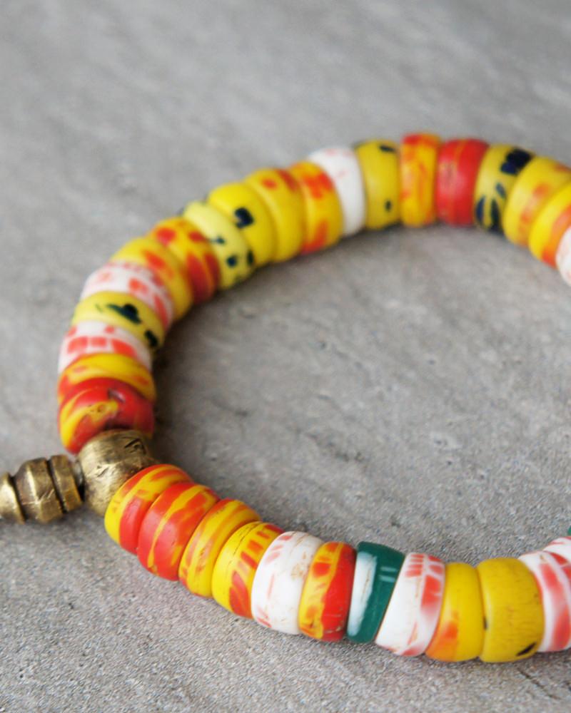 Kakamba beads ブレスレット