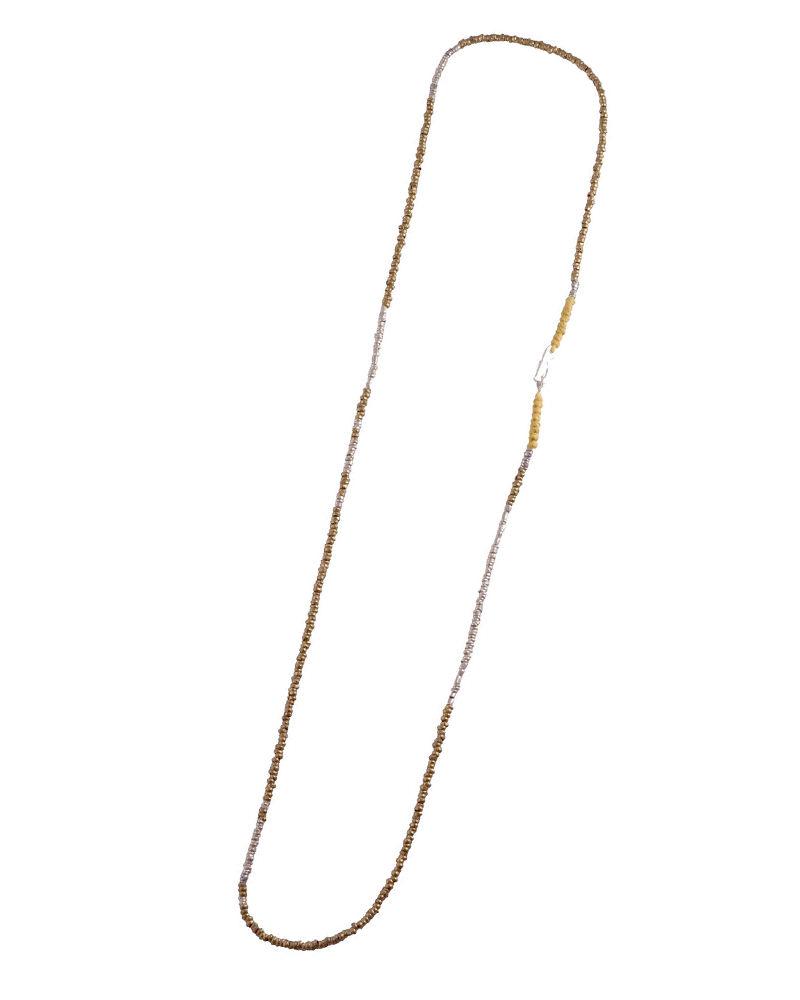 エチオピアビーズネックレス
